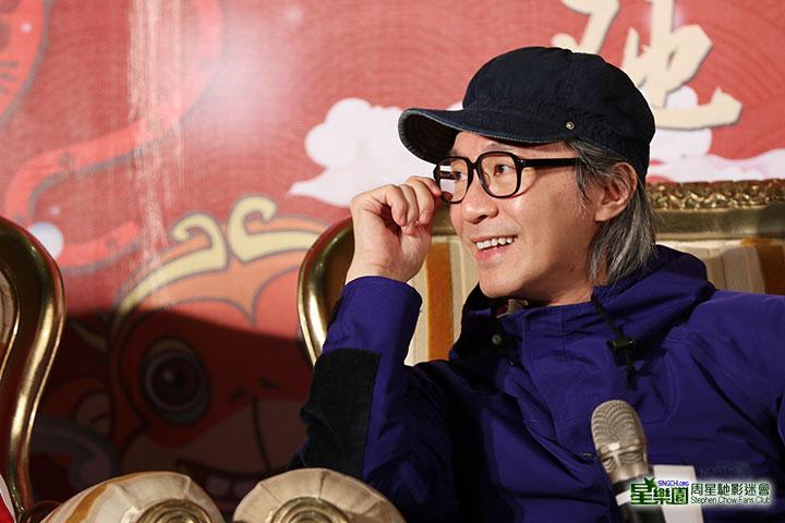 賀!周星馳獲香港電影導演會年度最佳導演獎